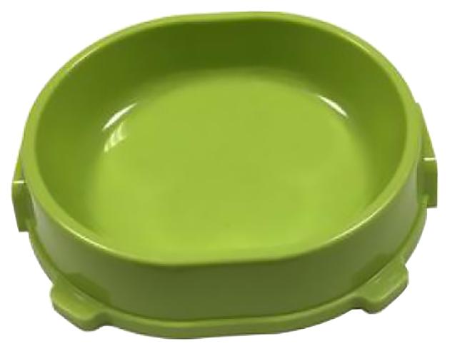 Одинарная миска для кошек и собак FAVORITE, пластик,