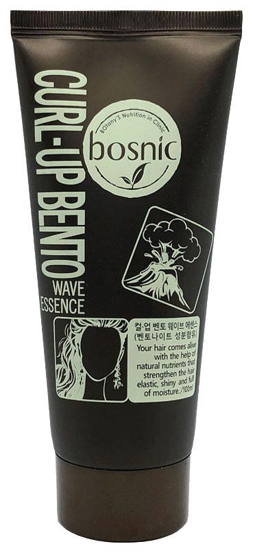 Эссенция для волос Bosnic Curl Up Bento