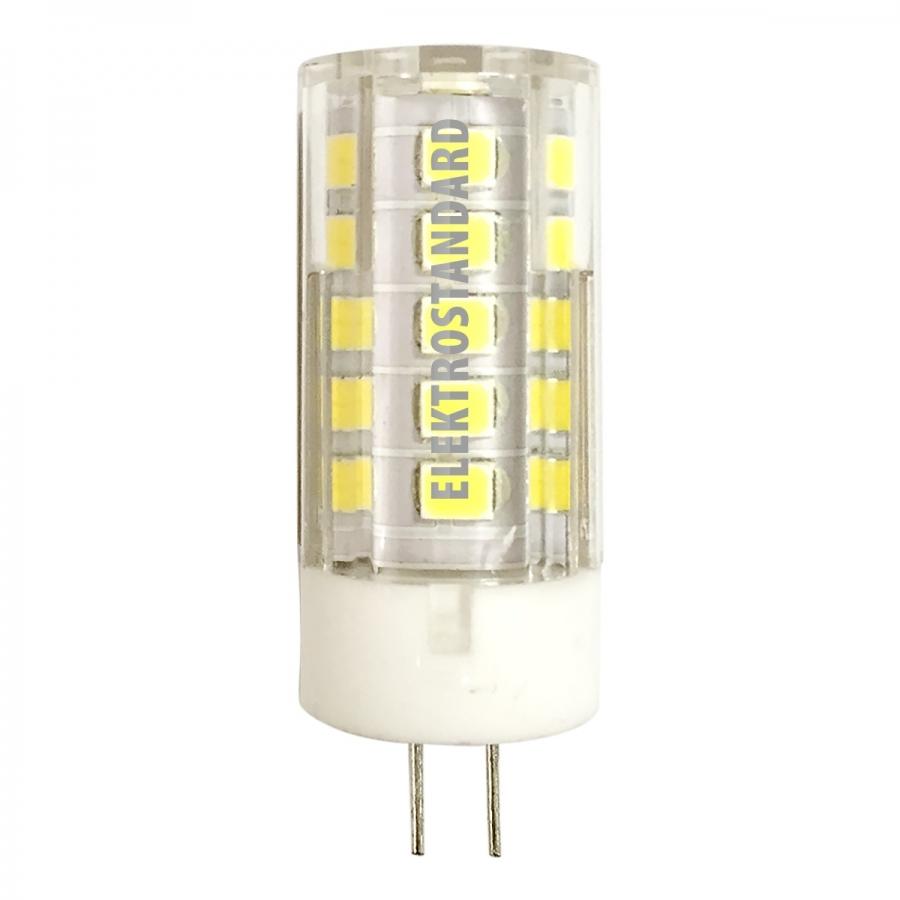 Лампа светодиодная Elektrostandard G4 LED BL103 5W 220V 3300K