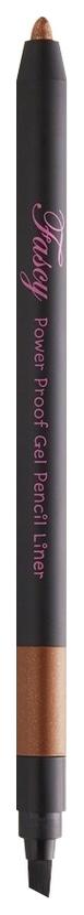Карандаш для глаз Fascy Power Proof Gel Pencil Liner #03 Glow Mocha 0,4 г