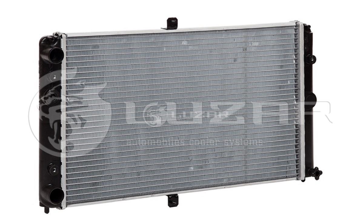 Радиатор охлаждения алюм. инж. для а/м ваз 2112 (lrc 0112) Luzar LRc 0112 фото