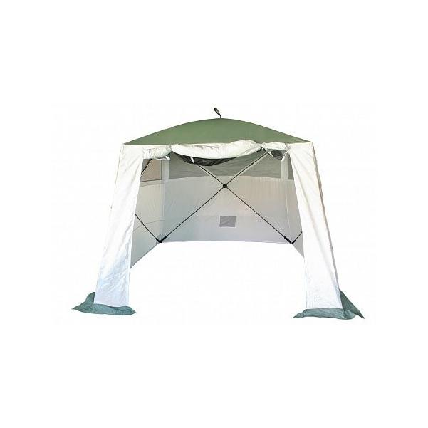 Шатер Campack-Tent A-2002WNEW серый/зеленый