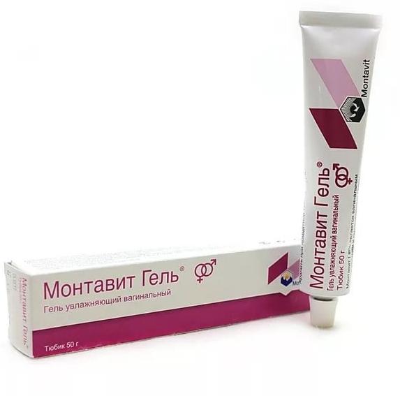 Монтавит гель 50 г  Montavit Pharmazeutische