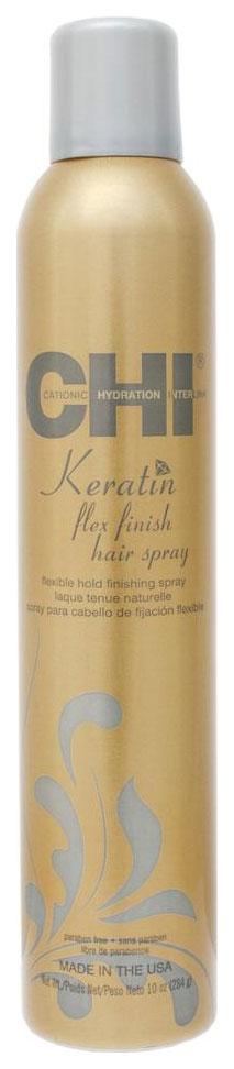 Лак для волос CHI Keratin Flex Finish