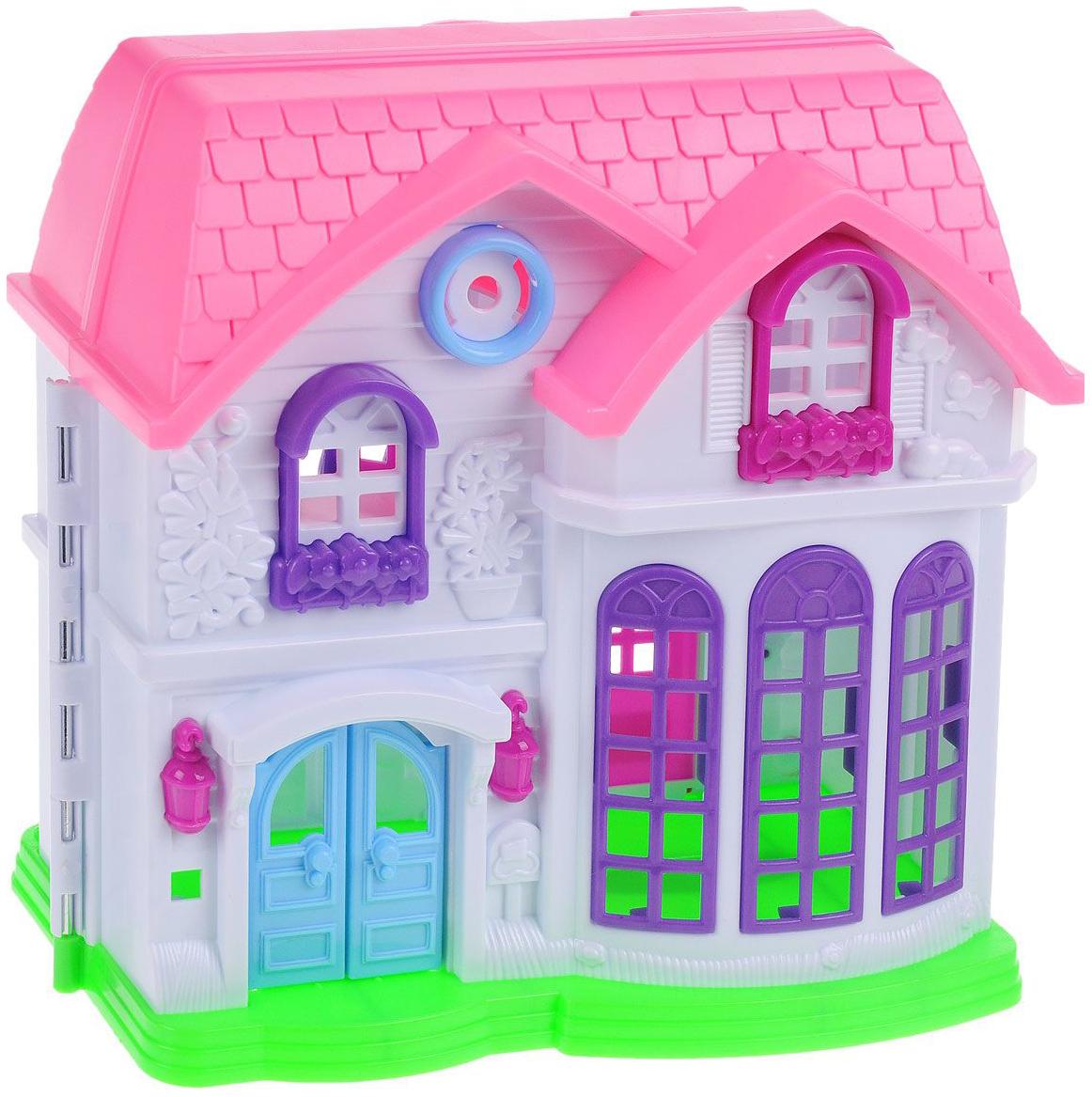 Купить Кукольный домик ABtoys PT-00389 В гостях у куклы в ассортименте,