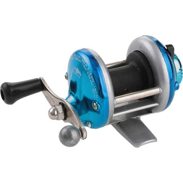 Рыболовная катушка мультипликаторная Mikado Minitroll MT K