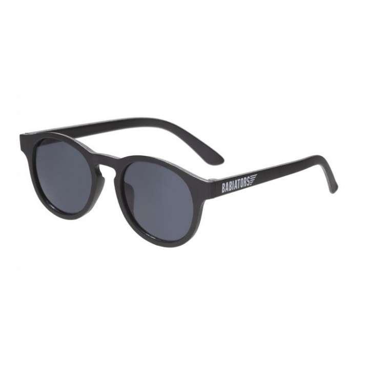 Солнцезащитные очки Babiators Original Keyhole Black Ops Black Дымчатые 3-5 лет фото