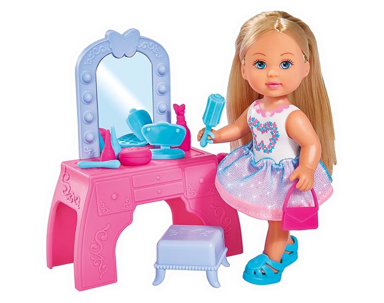 SIMBA Кукла Еви с туалетным столиком 5733231