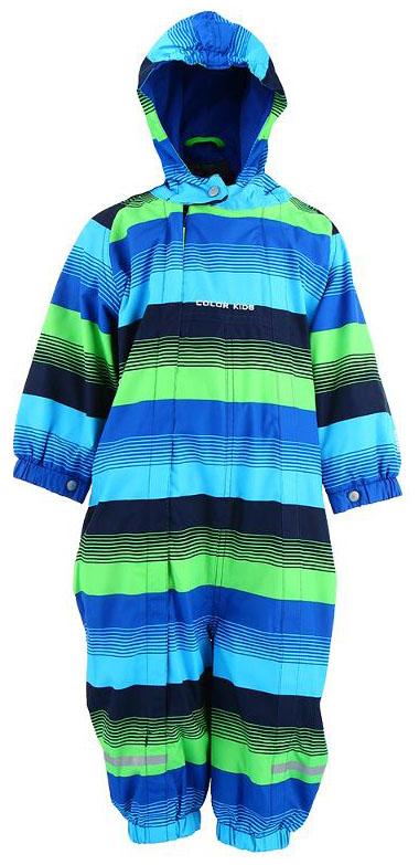 Купить Комбинезон детский Color Kids разноцветный р.62-68, Детские комбинезоны для мальчиков