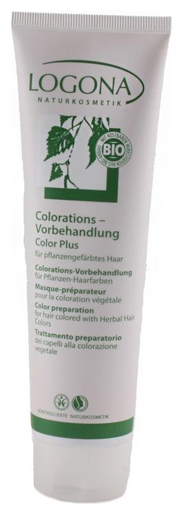 Средство для подготовки волос к окрашиванию Logona Color Plus 150 мл фото
