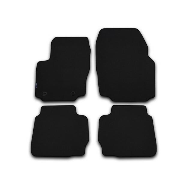 Коврики в салон Klever Standard для SUZUKI Jimny 2000-2012, 4 шт. текстиль