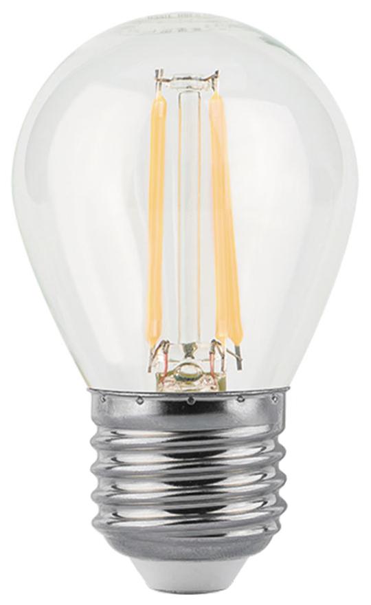 Лампочка Gauss Filament Globe E27 9W 680Lm 2700К