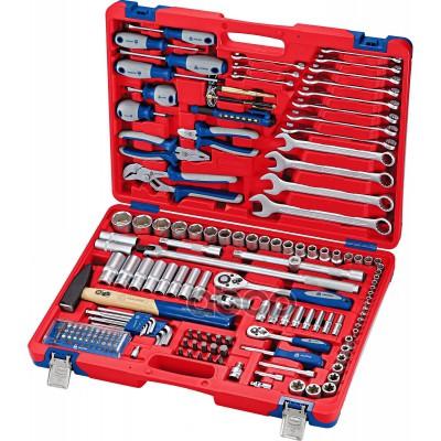 МАСТАК Набор инструментов универсальный 155 предметов