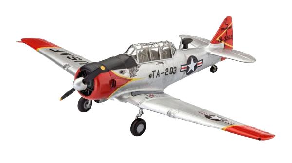 Купить Модель для сборки REVELL самолет T-6 G TEXAN REV63924, Модели для сборки
