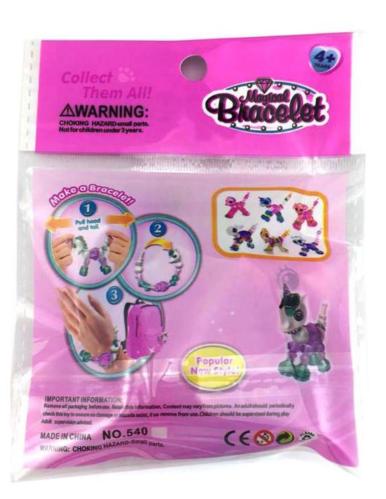 Купить Набор волшебных браслетов Наша Игрушка Магия-2 550B, Наша игрушка, Наборы украшений для девочек