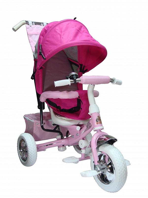 Велосипед детский Lexus Trike MS-0521b Next Pro Barbie розовый