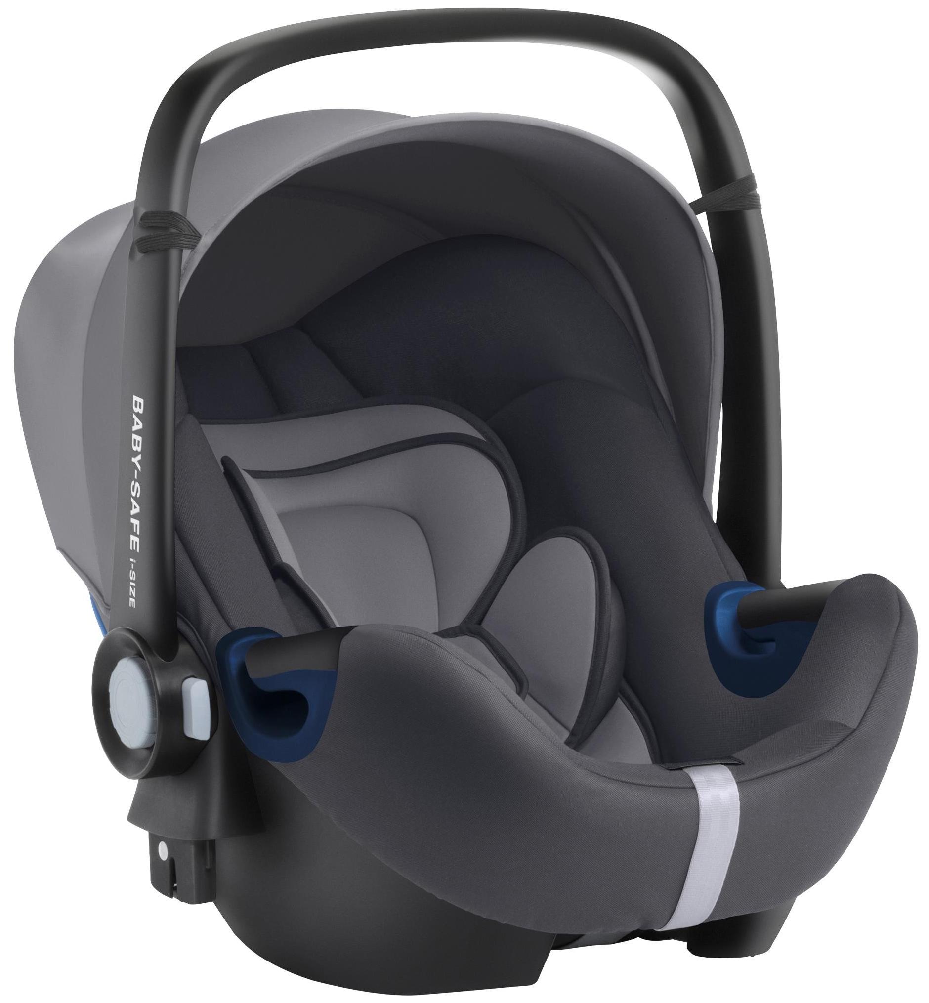 BRITAX ROMER BABY-SAFE2 I-SIZE STORM GREY TRENDLINE