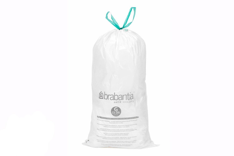 Мешок для мусора Brabantia PerfectFit G 23/30 л 20 шт