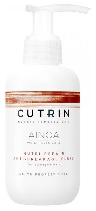 Флюид для волос Cutrin Ainoa Nutri Repair