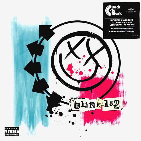 Blink-182 Blink-182 (2LP)