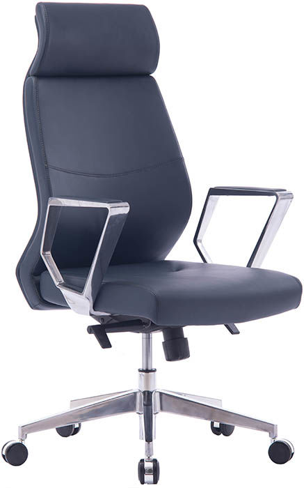 Офисное кресло Индиго синий