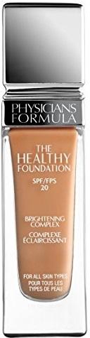 Тональный крем Physicians Formula The Healthy Foundation Тон MW2 Средний тёплый 30 мл фото