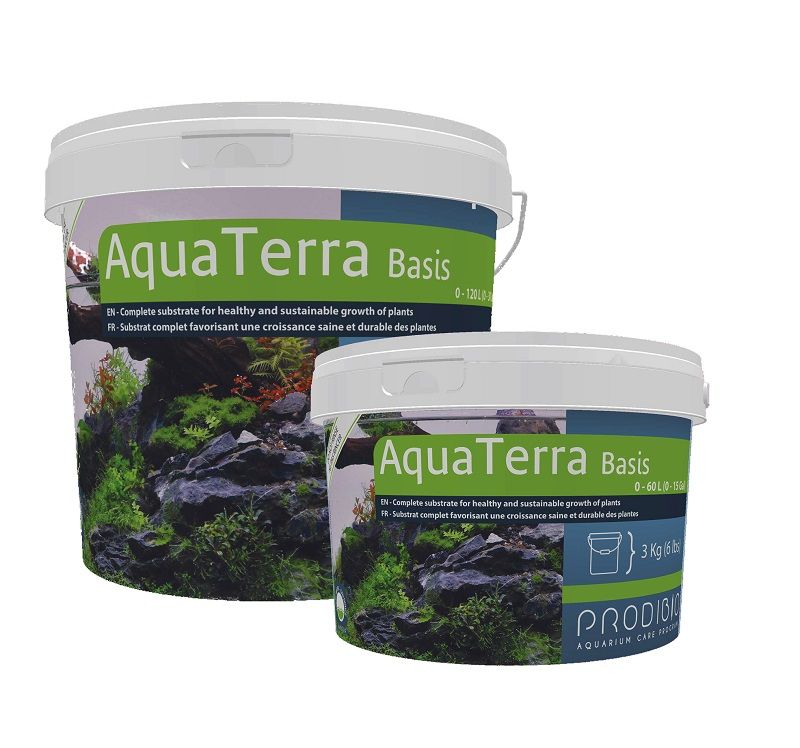 Питательный грунт Prodibio AquaTerra Basis 3кг
