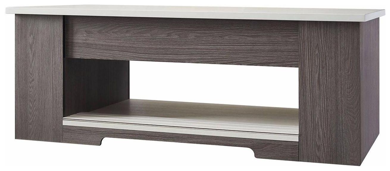 Журнальный столик Hoff Марсель 119х59,4х43,5/75 см, ясень