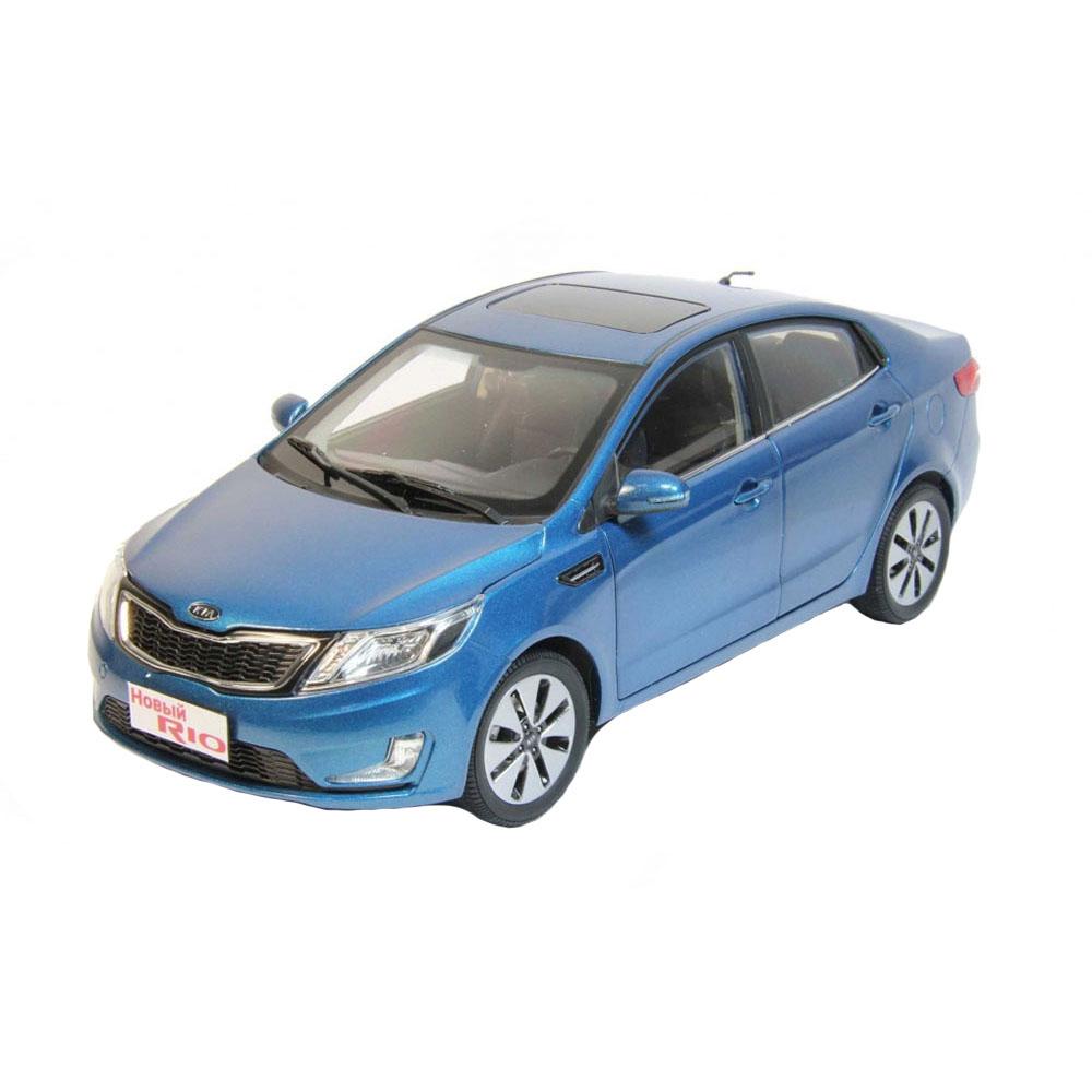 Модель автомобиля Kia Rio R8480AC444K Blue