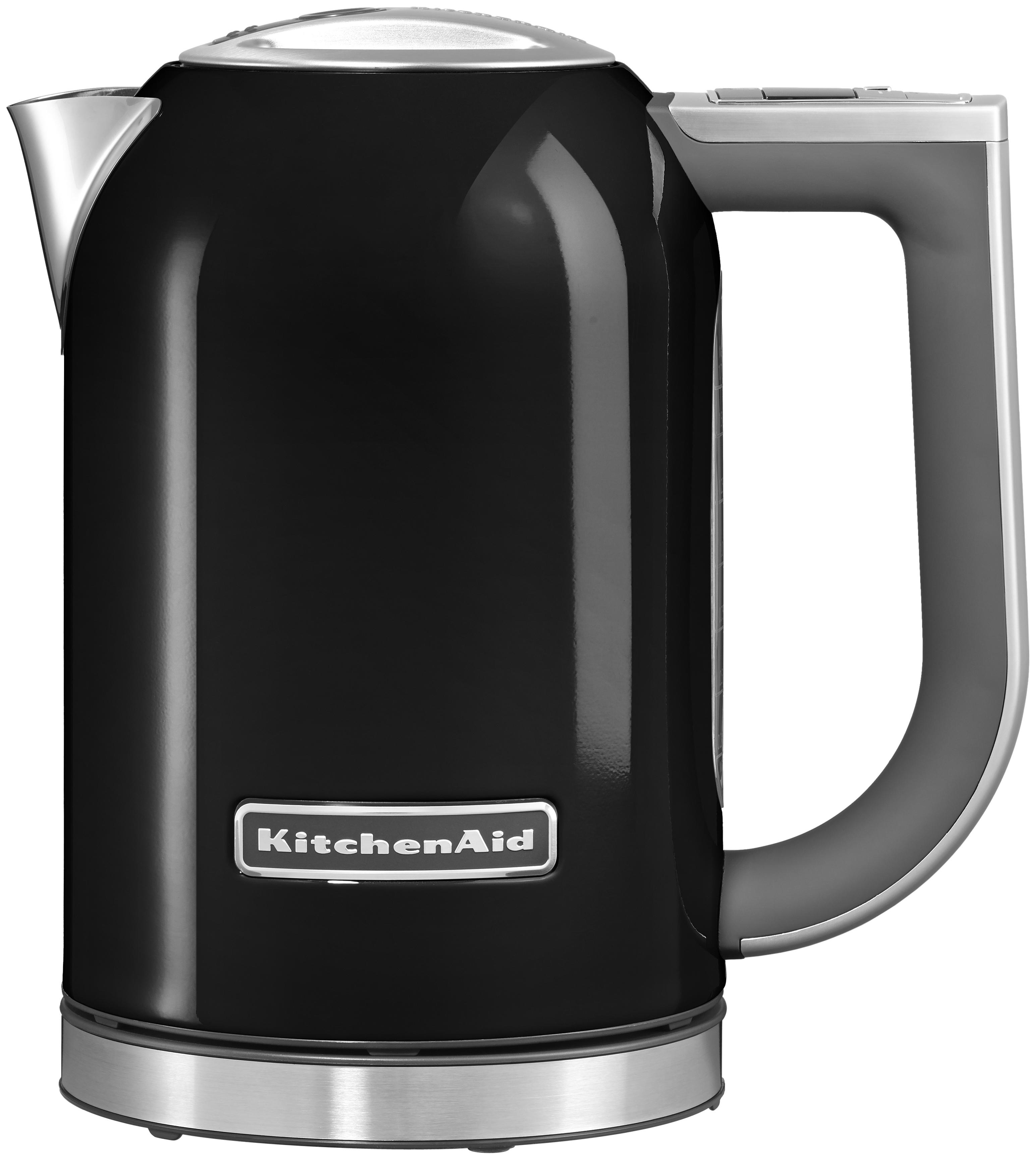Чайник электрический KitchenAid 5KEK1722EOB Black