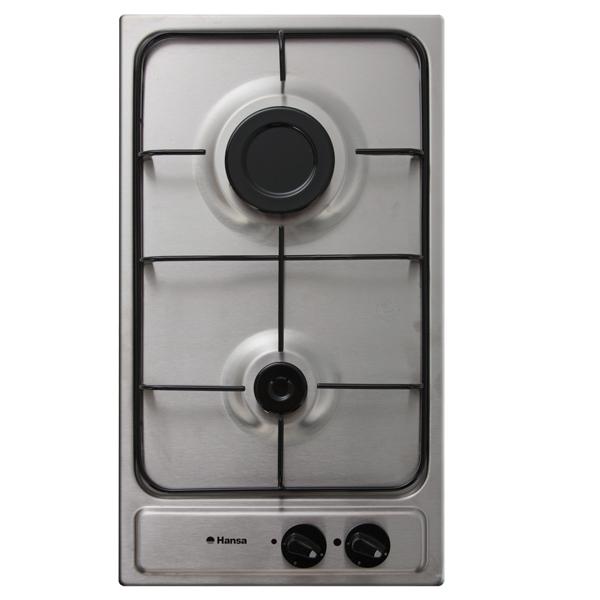 Встраиваемая варочная панель газовая Hansa BHGI33110020 Silver