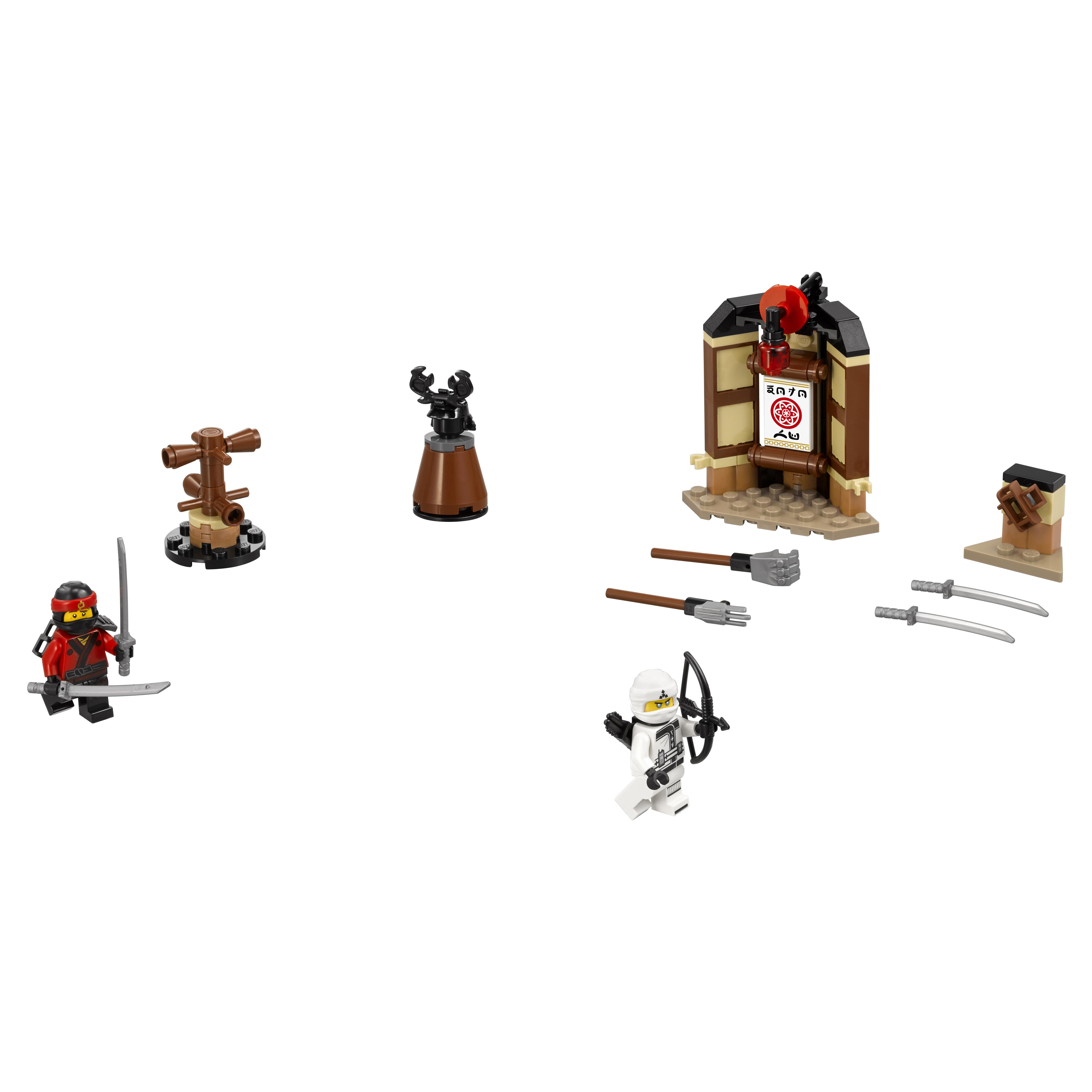 Конструктор LEGO Ninjago Уроки Мастерства Кружитцу (70606) фото