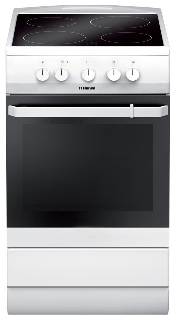 Электрическая плита Hansa FCCW53000 White