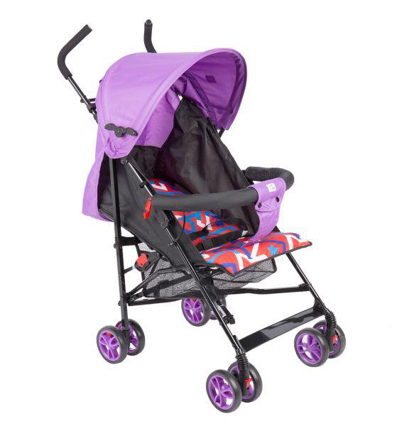 Купить Коляска-трость Tizo Love Фиолетовый ПП100010663, Коляски трости