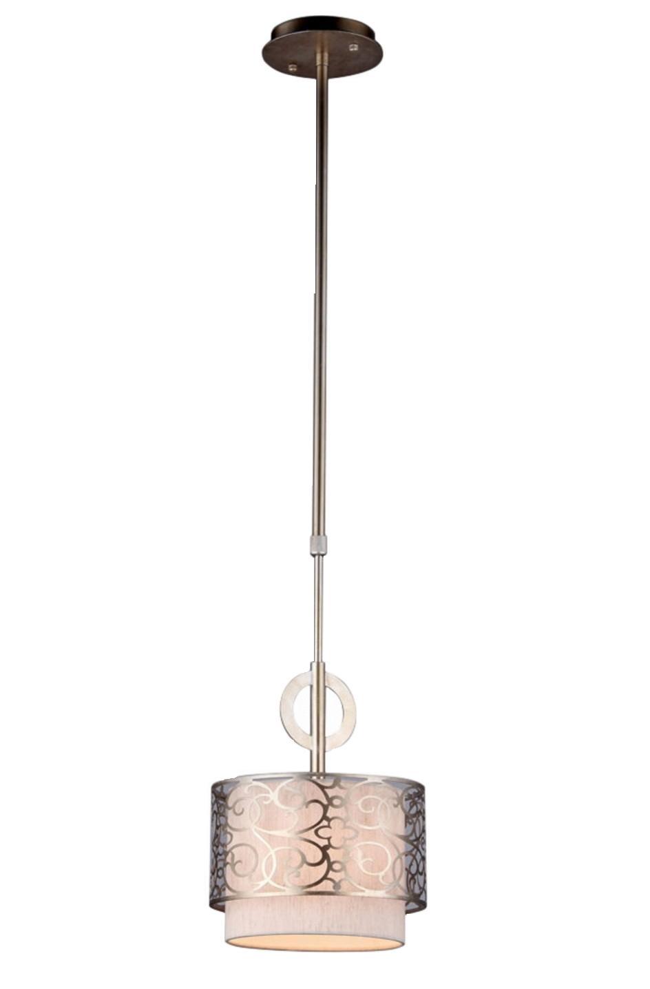 Светильник подвесной Maytoni Venera H260-00-N бежевый