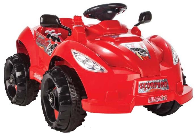 Электромобиль Pilsan Scorpion 5106plsn