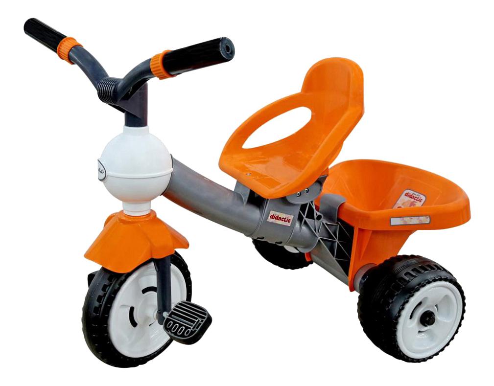 Купить Велосипед трехколесный Полесье Дидактик, Детские трехколесные велосипеды