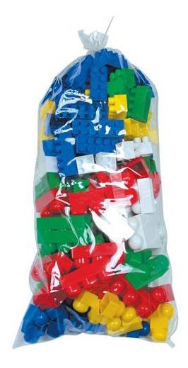 Купить Супер-Микс, Конструктор пластиковый Полесье Супер-микс, 240 Элементов, Конструкторы пластмассовые