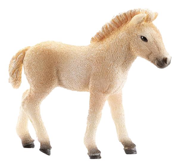 Купить Фиордская лошадь, Фигурка лошадки Schleich фиордская Лошадь Жеребец 13755, Фигурки животных
