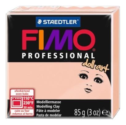 Глина для лепки Staedtler FIMO Полупрозрачный розовый фото