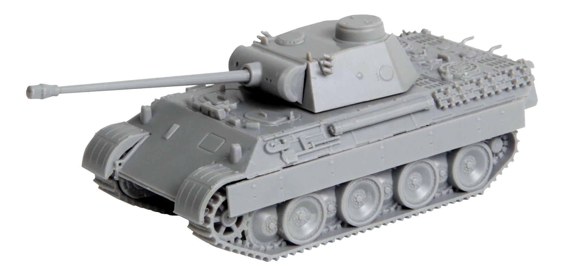 Купить Немецкий средний танк Т-V Пантера, Пластиковые модели для сборки Zvezda Немецкий средний танк Т-V Пантера, Модели для сборки