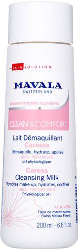 Очищающее молочко для деликатного ухода MAVALA Clean