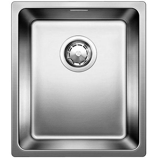 Мойка для кухни из нержавеющей стали Blanco Andano 340-IF 518307 сталь фото