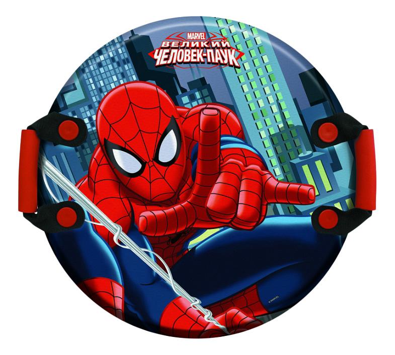 Ледянка универсальная 1TOY Marvel Человек-Паук 54 см, 1 TOY, Ледянки  - купить со скидкой