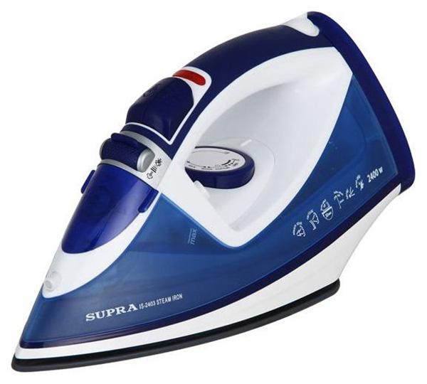 Утюг Supra IS 2403 White/Blue