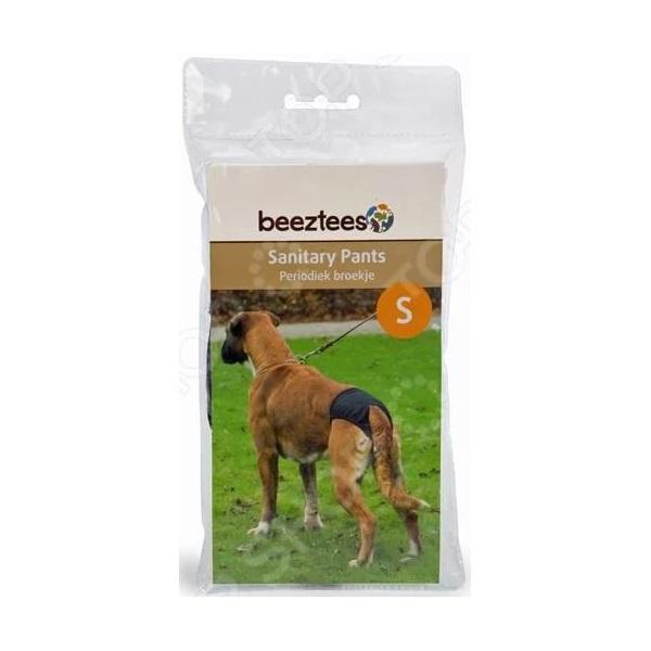 Трусы для собак Beeztees размер S, черные