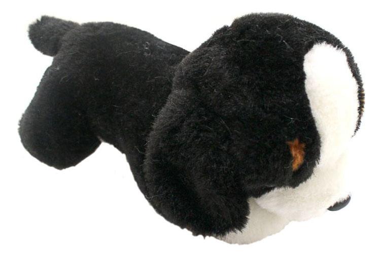 Мягкая игрушка Button Blue Бернская овчарка 23 см