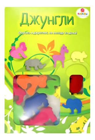 Развивающая игрушка Rubbabu Джунгли