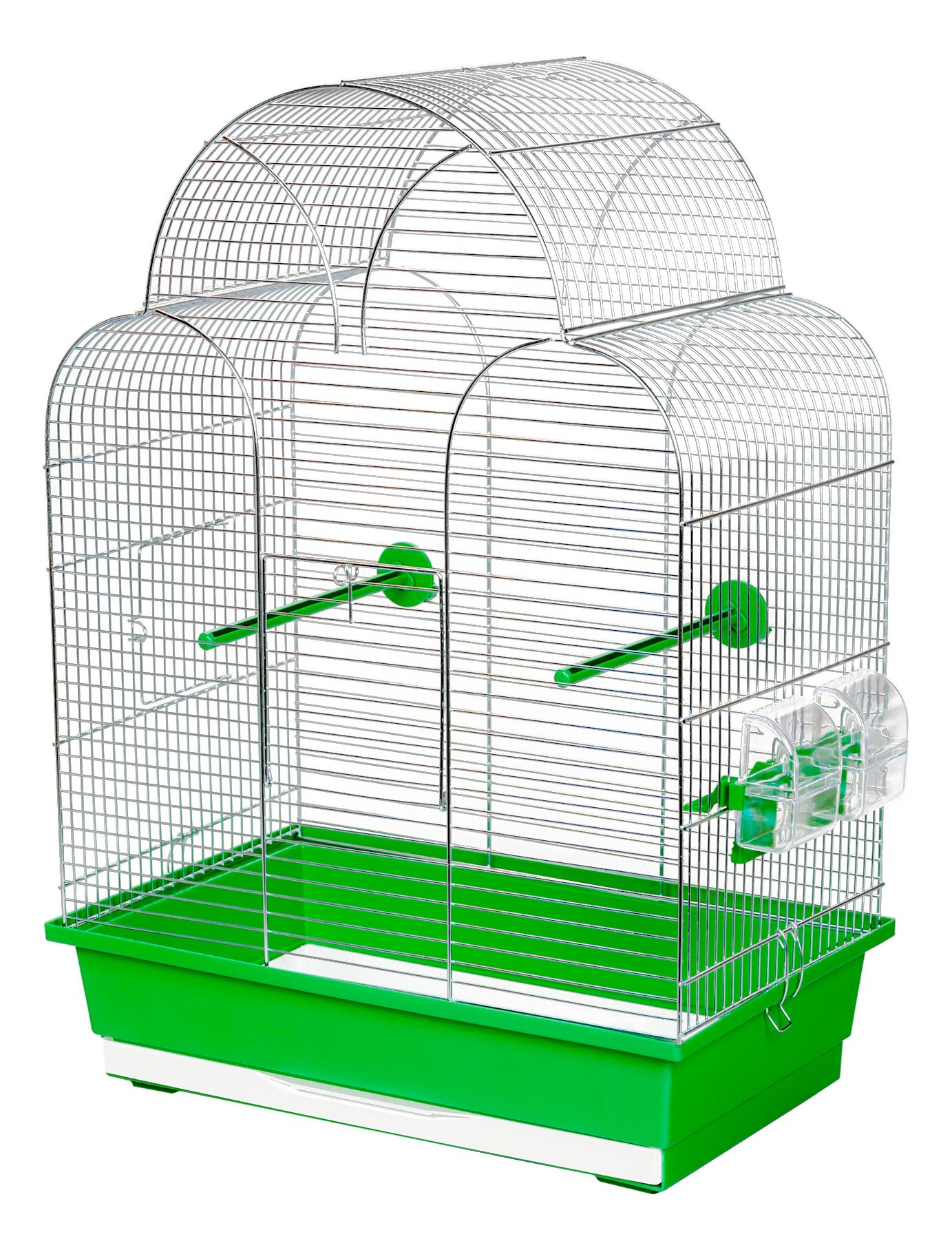 Клетка для птиц INTER ZOO 58x38x43 P025