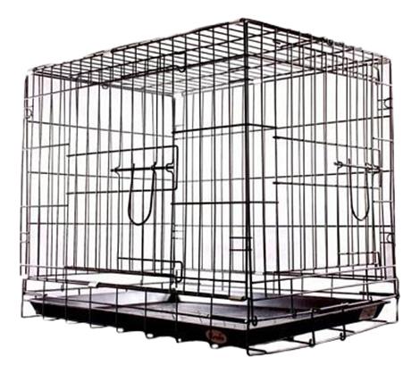 Клетка для собак KREDO 78x48x55